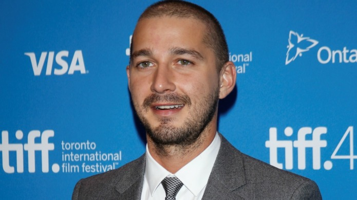 Shia LaBeouf plans to protest Donald