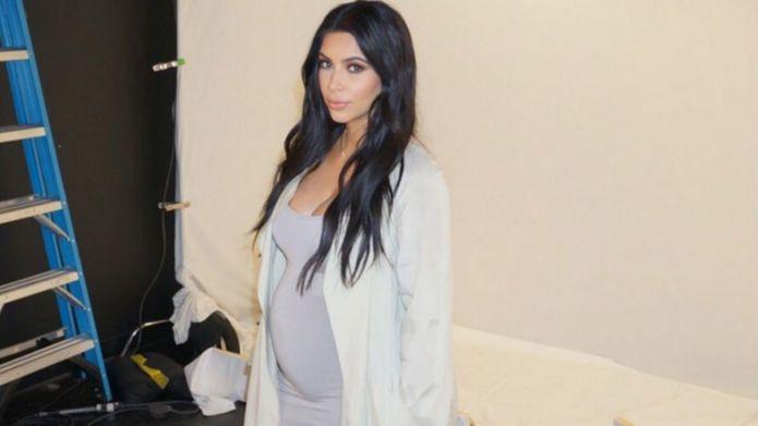 Celeb bump day: Kim Kardashian, Jessie