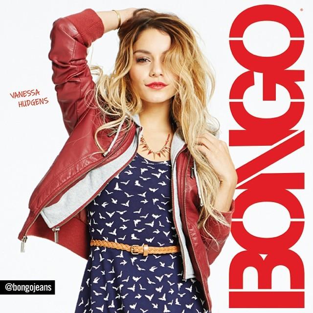 Bongo Unretouched Ad