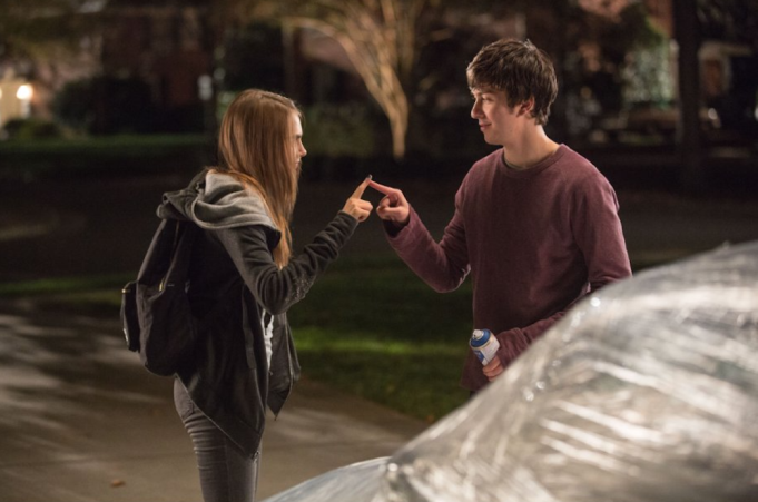 Paper Towns starring Nat Wolff