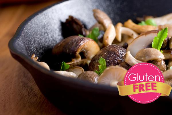 Gluten free veggie side