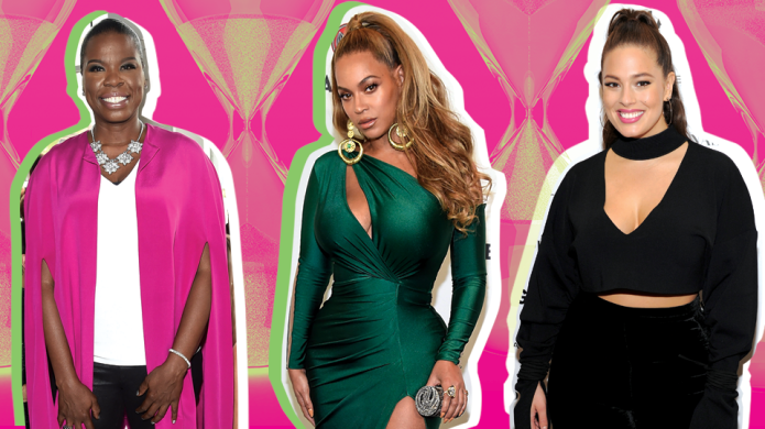 12 Non-Sample-Size Celebrities Who Couldn't Get