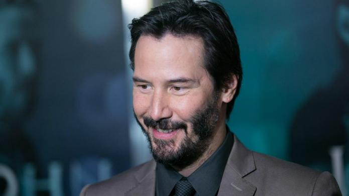 Keanu Reeves pulls the classiest move