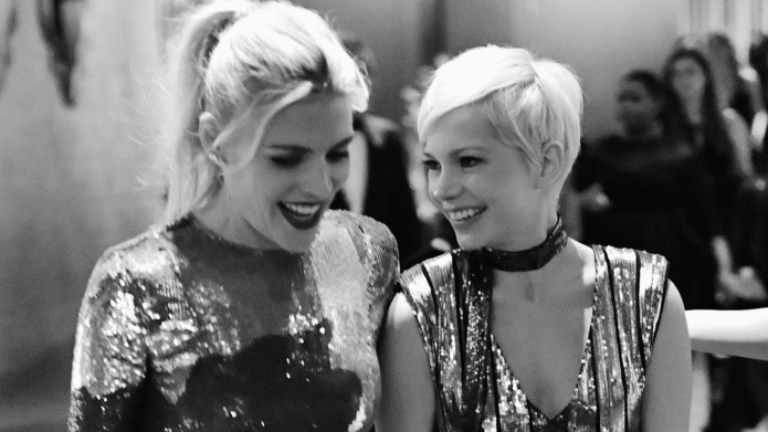 Michelle Williams and Busy Philipps: Soul