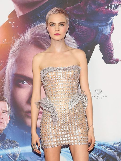 Celebrities Who Don't Label Their Sexuality: Cara Delevingne