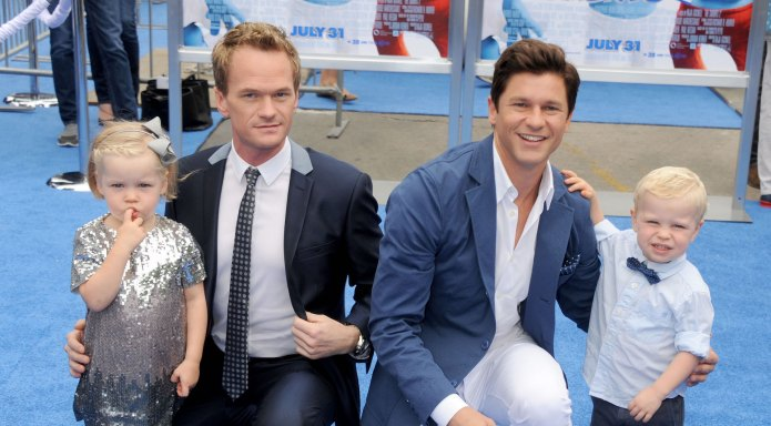 Neil Patrick Harris & David Burtka's