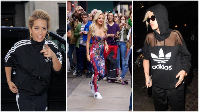 Rita Ora and Pharrell design collections