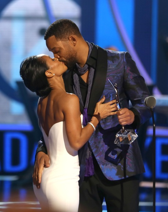 Celeb Couples Who Pack on the PDA: Will & Jada