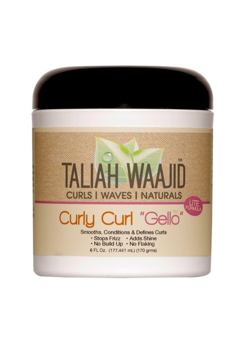 Best Curl-Defining Products for Textured Hair | Taliah Waajid Curly Curl Cream