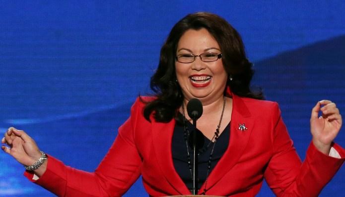 Tammy Duckworth Becomes First US Senator