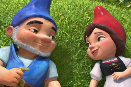 Gnomeo and Juliet stars James McAvoy and Emily Blunt