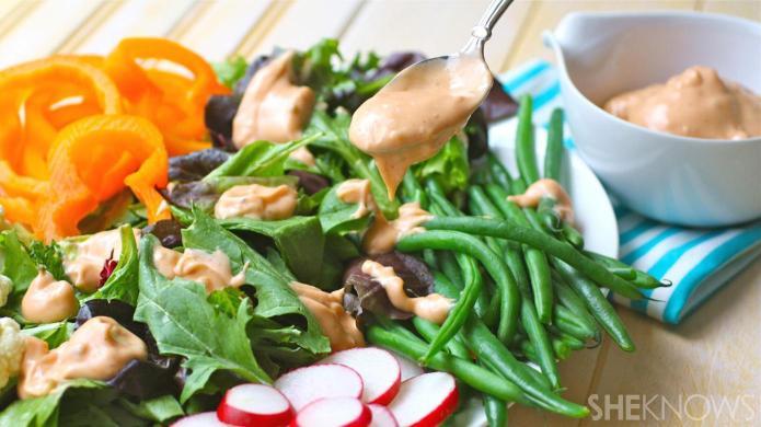 10 Easy homemade salad dressings so