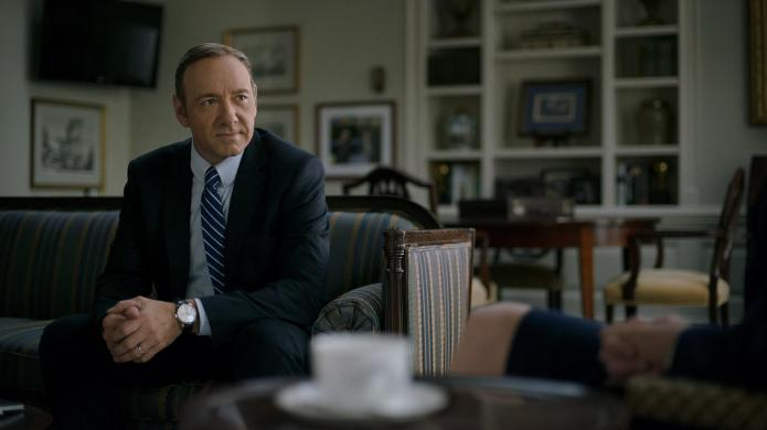 12 Times House of Cards' Frank