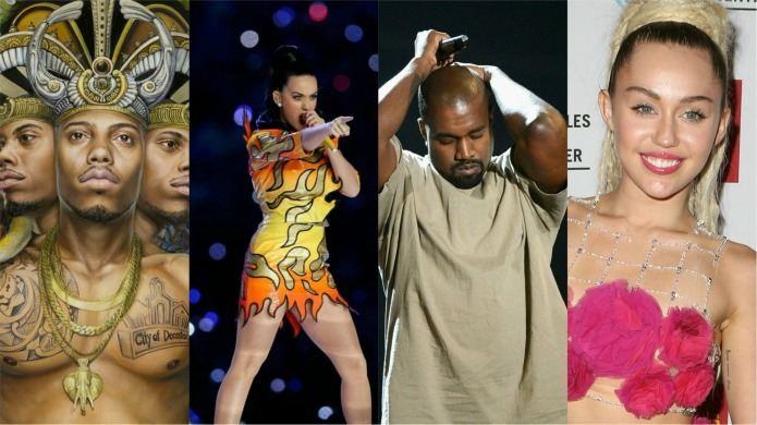 15 Celebrity Illuminati rumors from 2015