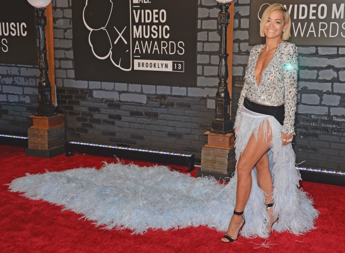 Rita Ora 2013 MTV Video Music Awards