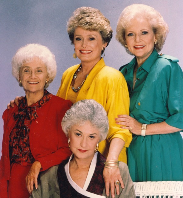 Betty White The Golden Girls
