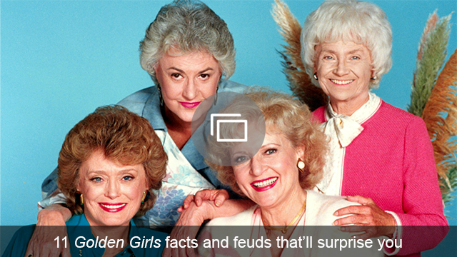 Golden Girls slideshow