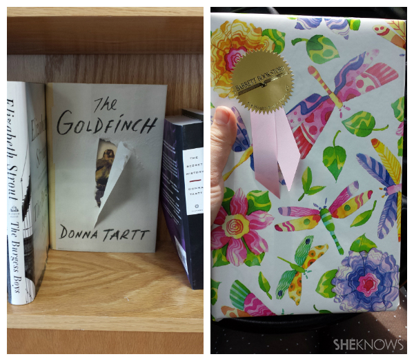 Buying the Goldfinch book | Sheknows.com