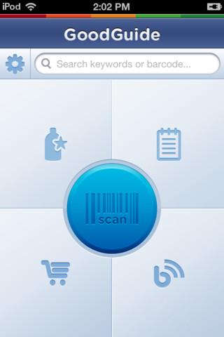 GoodGuide app