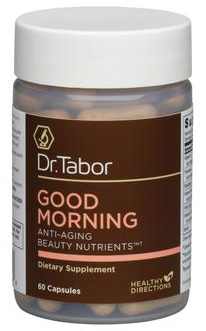 Good Morning Anti-Aging Beauty Nutrients, $30.00 at healthydirections.com