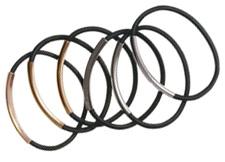 Goody DoubleWear 2 in 1 ponytailers elastic/bracelet etc.