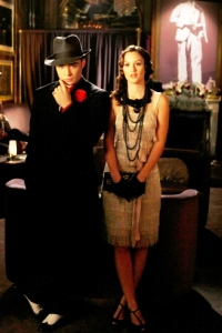 Chuck and Blair do Halloween