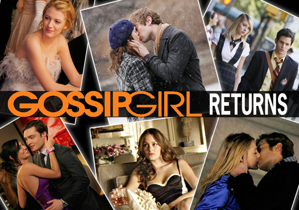 Gossip Girl returns March 16