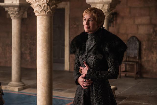 GoT S7 Finale Cersei King's Landing