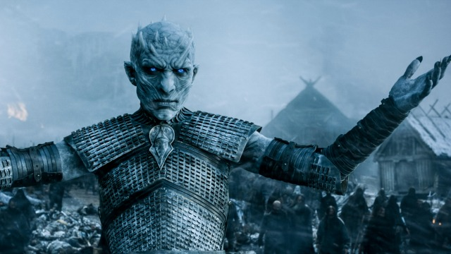 The Night King in GoT