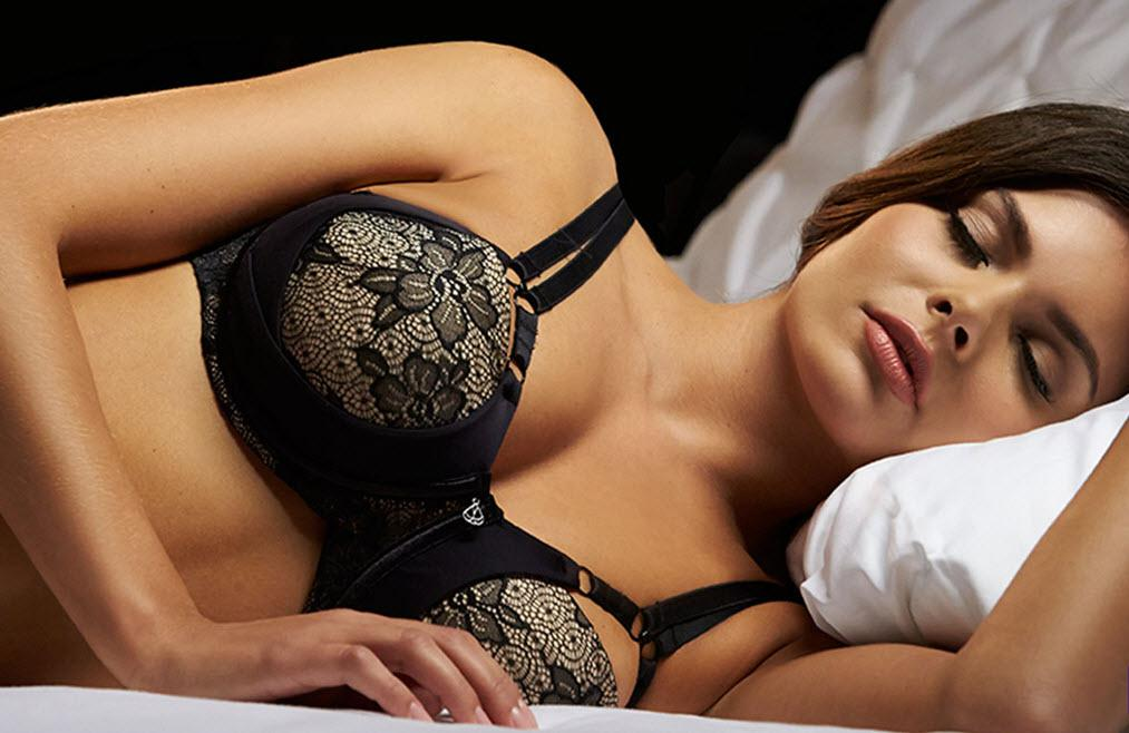 00d557e67 The  sleep bra  is touted as miracle for sagging breasts – SheKnows