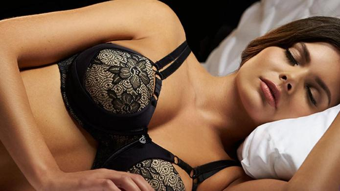 The 'sleep bra' is touted as