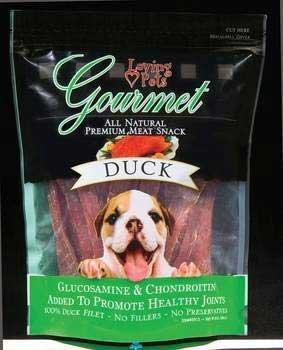 gourmet dog jerky