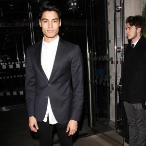 The Wanted's Siva Kaneswaran saddened by