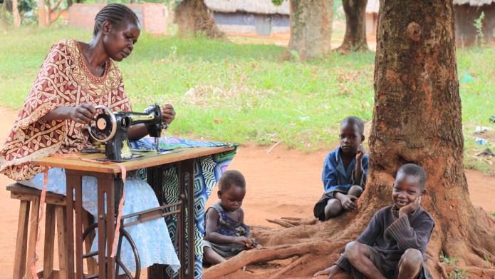 Microloans for women entrepreneurs provide some