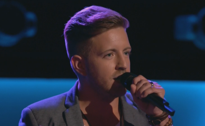 Child star Billy Gilman is ready