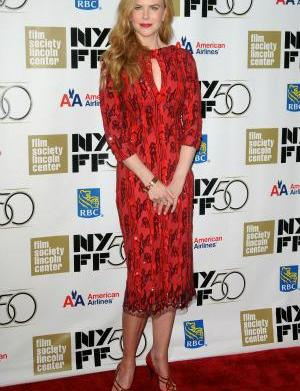 Nicole Kidman refused to say the