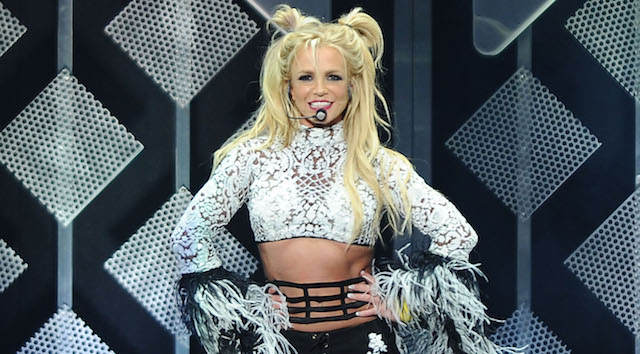 Check out these celebrities' Starbucks orders: Britney Spears
