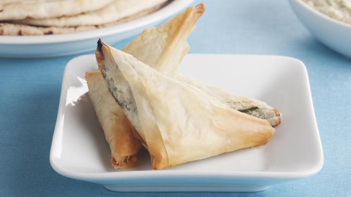5 Fabulous phyllo appetizer recipes