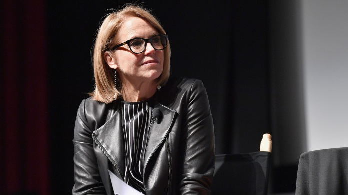 Sadly, Katie Couric's Statement About Affairs