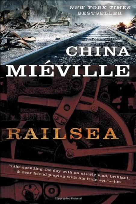 Railsea book cover