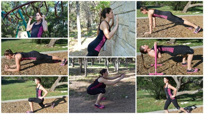 Strength training moves for every fitness