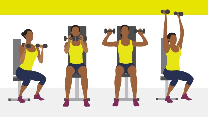 7 Gym Moves That Are a