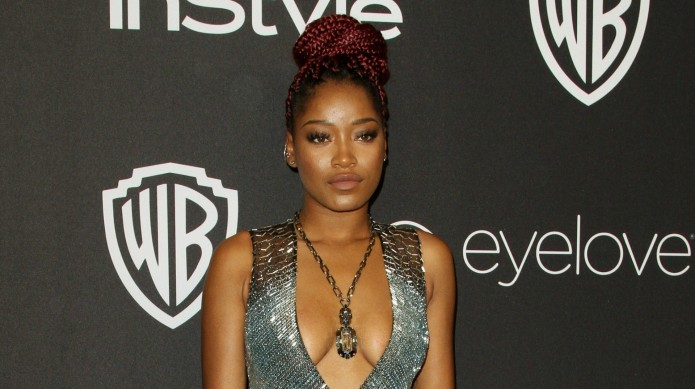Keke Palmer fights back against Trey