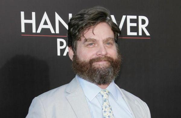 The best Zach Galifianakis jokes of