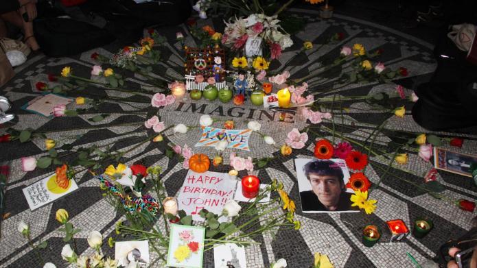 John Lennon's killer up for parole