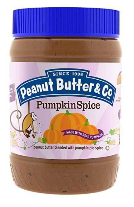 Fall Foods Amazon Will Deliver Right to Your Door: pumpkin spice peanut butter