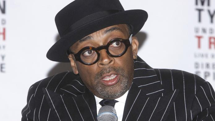 Spike Lee working on a Michael