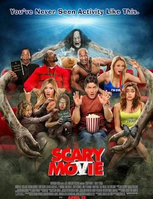Official Scary Movie 5 poster teases