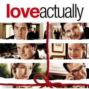 Books perfect for Love Actually fans