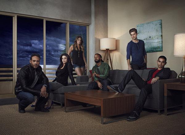 USA's Graceland cast